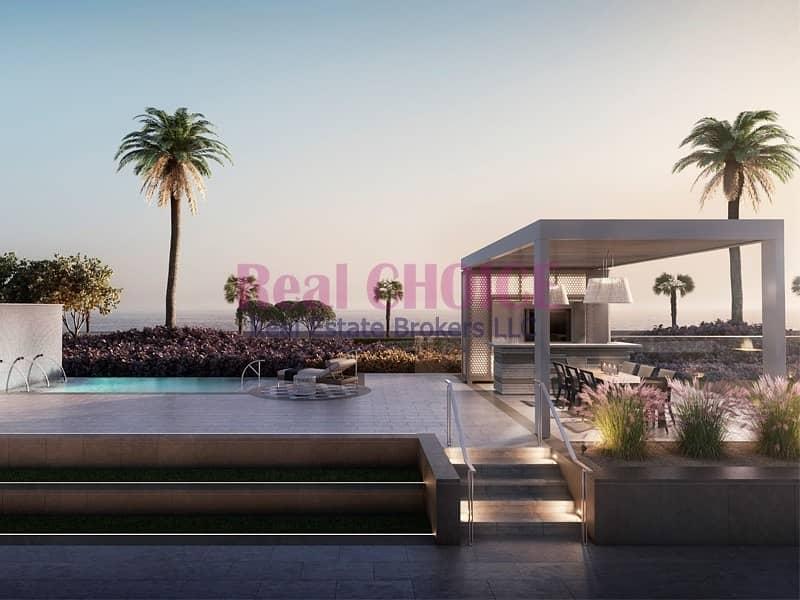 10 Garden Residence|Panoramic Sea View|Spacious 3BR