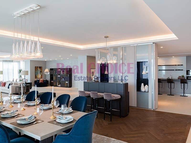 2 Panorama Residence|Spacious 3BR With Palm Views