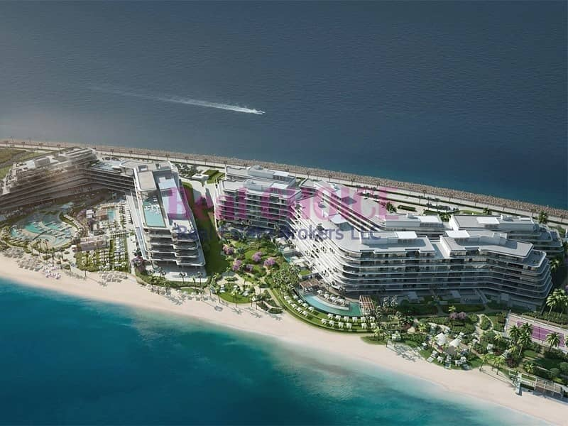 2 Panorama Residence|Contemporary 4 BR|Sea View
