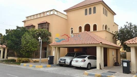 فیلا 5 غرف نوم للايجار في قرية ساس النخل، أبوظبي - No Fee | 12 Cheques | 5br villa | Pvt Garden