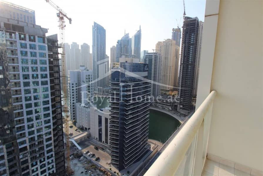 1BR Furnished   Marina View   Multiple Chqs Option