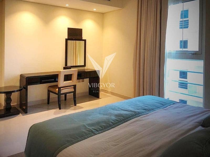 14 Furnished 1BR | Dubai South | Vacant