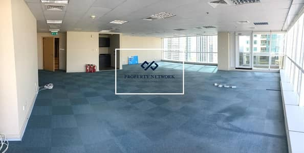 FITTED OFFICE FOR RENT JBC5 JLT