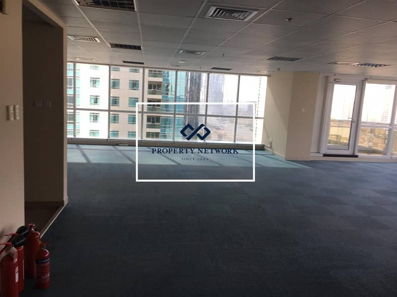 13 FITTED OFFICE FOR RENT JBC5 JLT