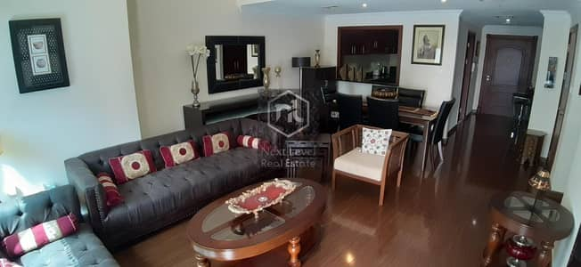 Partial Marina View | Fully Furnished | Decent Apartment