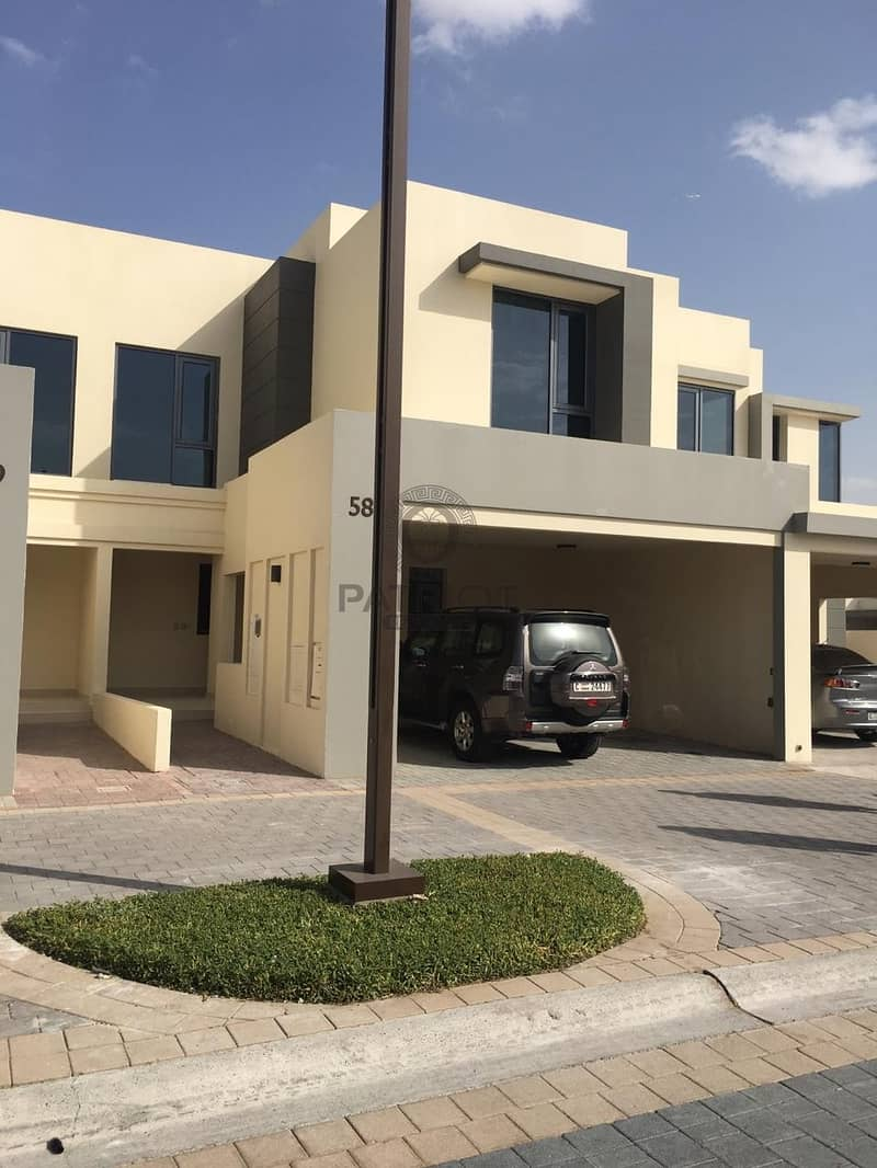 Maple Dubai Hills Estate Near Pool and Park