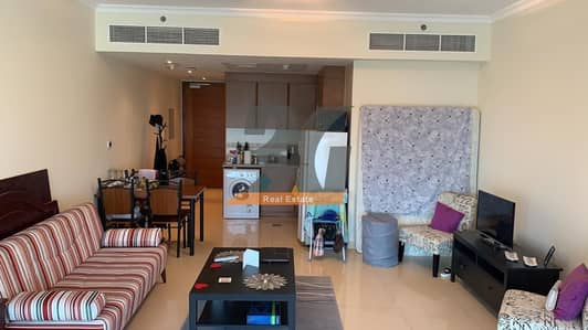 Fully Furnished Studio for rent in saba tower 3