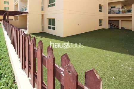 2 Bedroom Flat for Sale in The Greens, Dubai - Huge Courtyard || 2 Bedrooms || Study