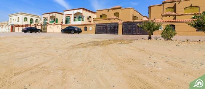 ارض سكنية  للبيع في المويهات، عجمان - ارض سكنية في المويهات 1 المويهات 1350000 درهم - 4532571