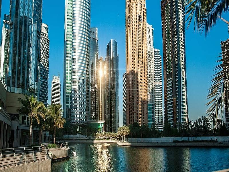 Fitted Unit   Close to Metro   Jumeirah Bay X2