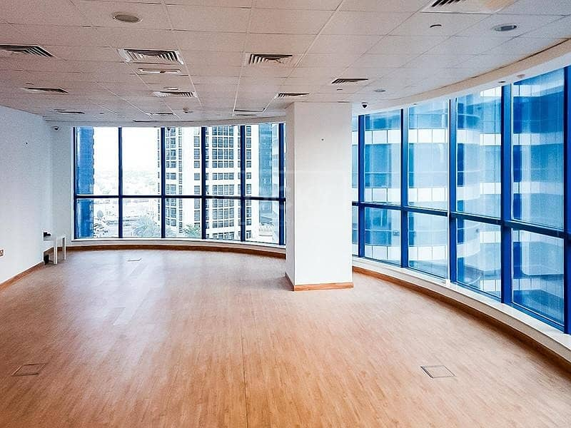 2 Fitted Unit   Close to Metro   Jumeirah Bay X2