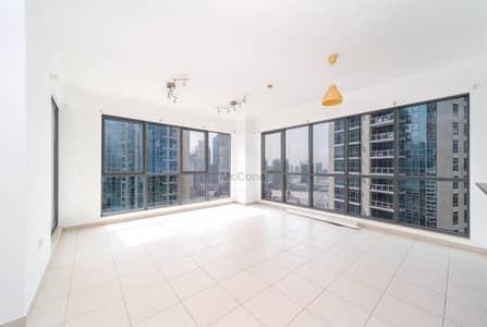 شقة 1 غرفة نوم للايجار في وسط مدينة دبي، دبي - High Floor / Bright and Spacious / Vacant Now