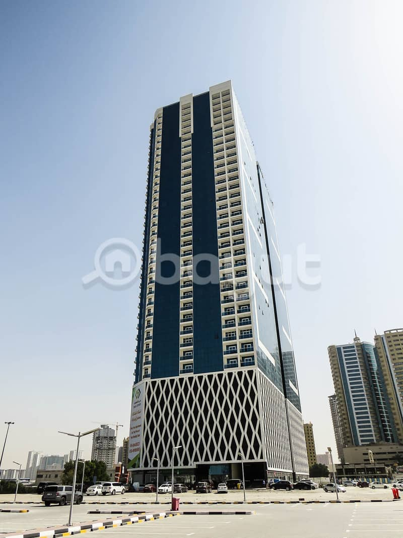 FOR RENT IN OASIS TOWER  ONE BEDROOM
