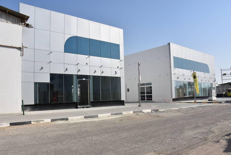 معرض تجاري في المنطقة الصناعية 4 المنطقة الصناعية 199999 درهم - 4513995