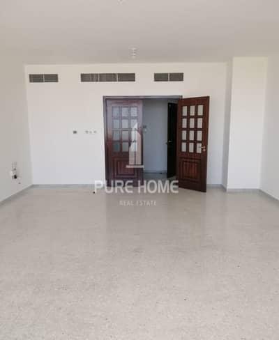 شقة 3 غرف نوم للايجار في منطقة النادي السياحي، أبوظبي - Great Deal | Excellent Huge 3 Bedrooms With Maid Room
