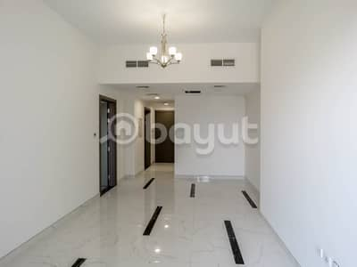 2 Bedroom Flat for Rent in Jumeirah Village Circle (JVC), Dubai - Exclusive Agent. 1 Month Free Brand New Apt in Family Building at JVC
