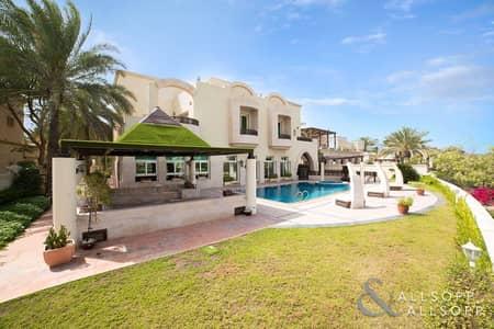 فیلا 5 غرف نوم للبيع في تلال الإمارات، دبي - Panoramic Golf View | 5 Bedroom | Vacant