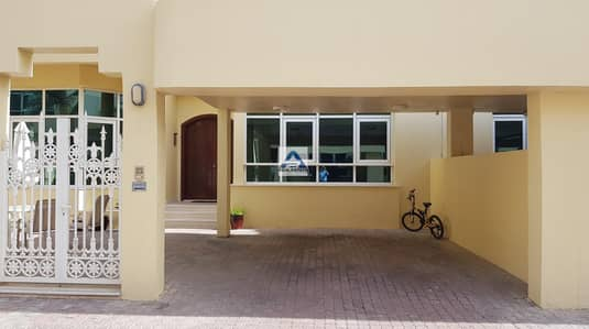 5 Bedroom Villa for Rent in Airport Street, Abu Dhabi - Beautiful 5 master bhk with facilities in Gated Community