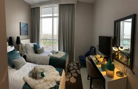Studio for Sale in DAMAC Hills (Akoya by DAMAC), Dubai - Furnished | Move in June | Post Handover Plan | Golf View