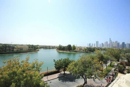 8 Bedroom Villa for Sale in Emirates Hills, Dubai - 8 Bedroom   Full Lake View   Cinema Room