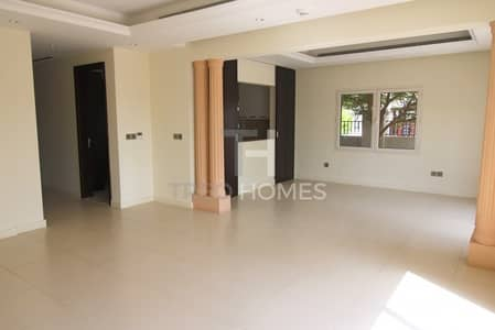 3 Bedroom Townhouse for Rent in Jumeirah Golf Estate, Dubai - Vacant | 3 Bed Park and Golf View