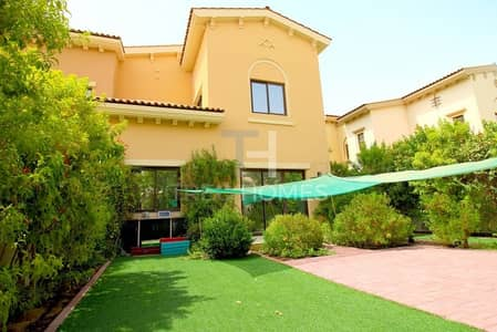 3 Bedroom Villa for Sale in Reem, Dubai - Upgraded Large corner plot|Vacant