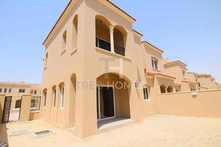 3 Bedroom Townhouse for Sale in Serena, Dubai - Cheapest corner unit | 3 bed + maid | keys in hand