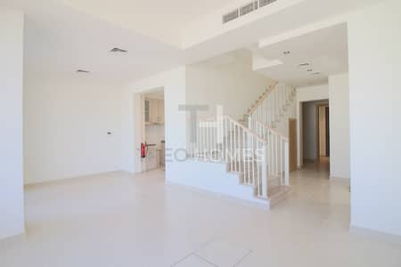 3 Bedroom Townhouse for Sale in Reem, Dubai - 3 bed+study+maid|Type b|Single row|Huge Plot