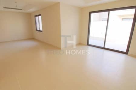 3 Bedroom Villa for Sale in Reem, Dubai - Single Row | Largest middle unit