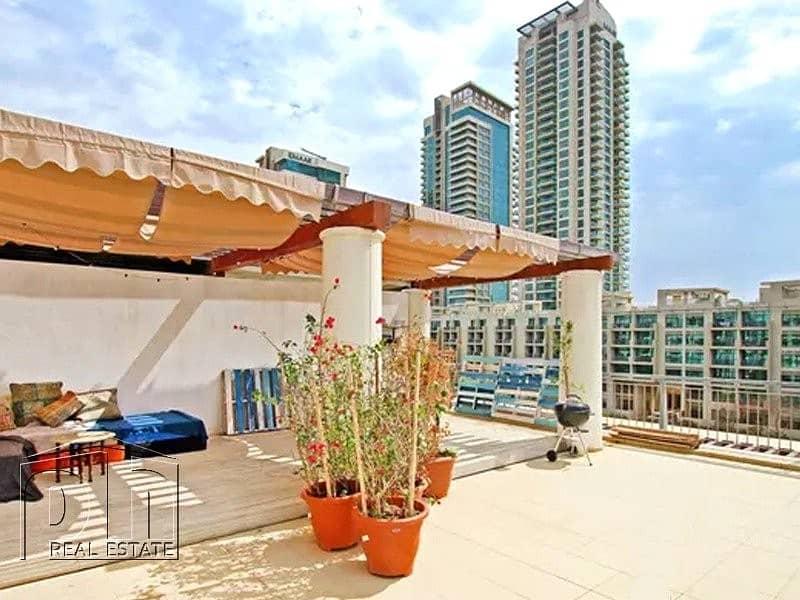 10 Rooftop Terrace 2 Bedroom Apt Lake Views