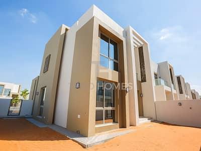 تاون هاوس 4 غرف نوم للايجار في المرابع العربية 2، دبي - CNR Plot | Single Row | Type 1E | 4Bed+M
