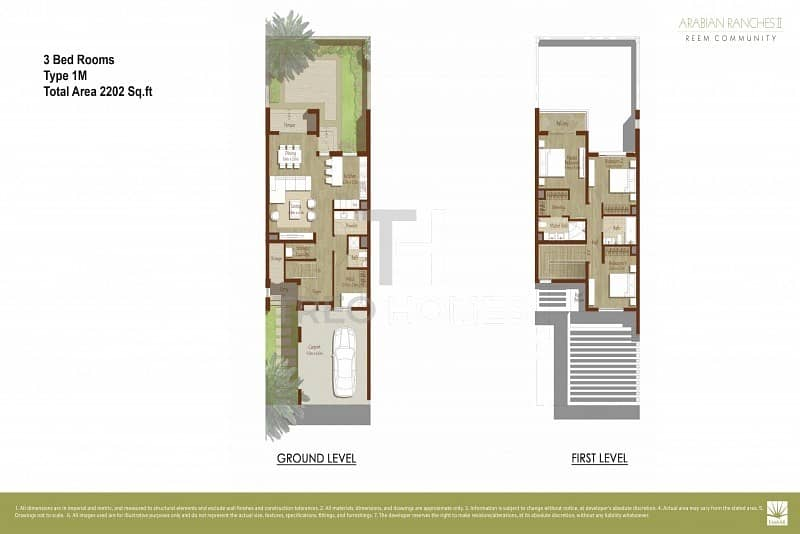 16 Pool and Park View | 2M | 3Bed+Maid | Brand New