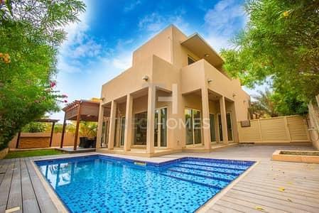 فیلا 3 غرف نوم للبيع في المرابع العربية، دبي - Prestigious Family Home | Park Facing  | Must View
