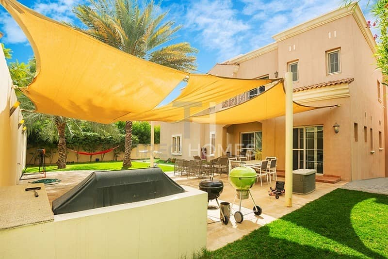 Amazing Price | AED754/Sqft | 6Beds+made | Type 18
