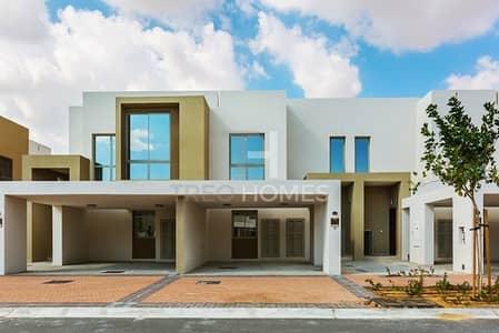 تاون هاوس 3 غرف نوم للايجار في المرابع العربية 2، دبي - Exclusive Pool View | Type1M | 3Bed+Maid