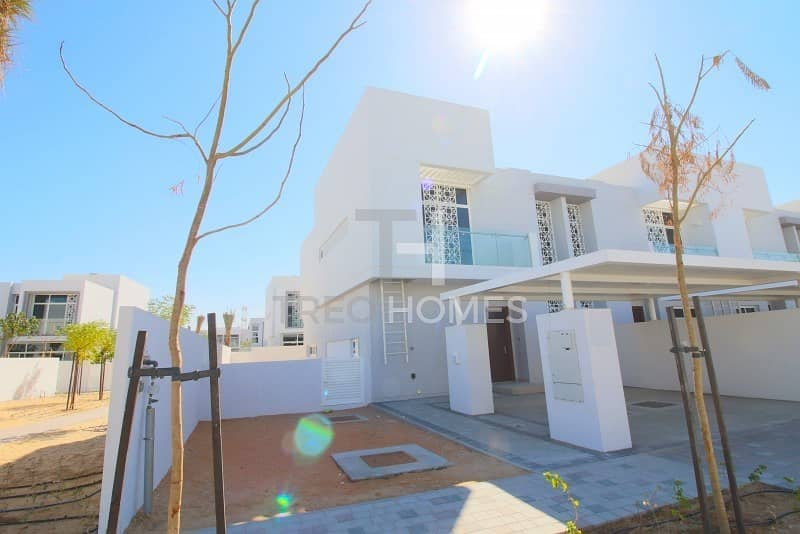3 Bed semi-type B | on the pool and park