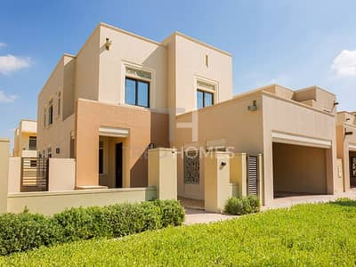 4 Bedroom Villa for Rent in Arabian Ranches 2, Dubai - Large Plot | Corner Plot | Type2 | 4Beds+Maid