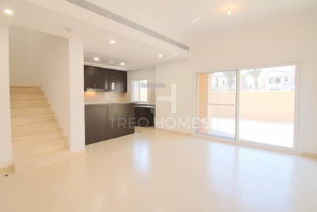 تاون هاوس 3 غرف نوم للايجار في سيرينا، دبي - TypeC | Middle Unit | Bella Casa