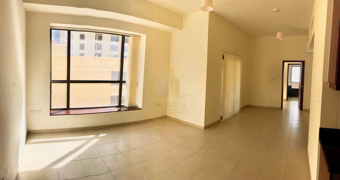 Exclusive | 1 bedroom in JBR | For Rent @ 65K