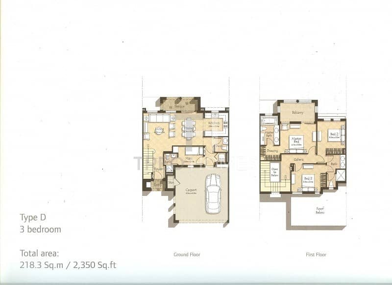 15 Brand new | 3 bed+maid | Type D