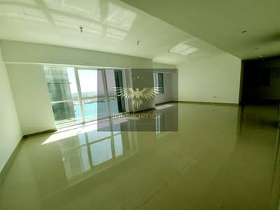 2 Bedroom Flat for Rent in Al Reem Island, Abu Dhabi - Sea View! Vacant Spacious and Luxurious Unit
