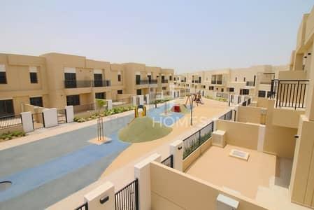 تاون هاوس 3 غرف نوم للايجار في تاون سكوير، دبي - Last of the Type 10 units | 3br + maids