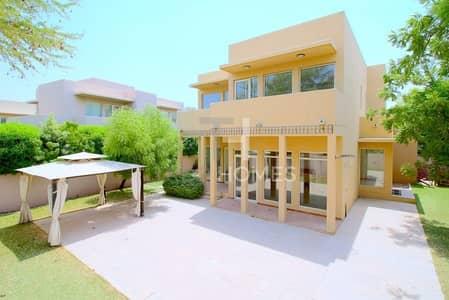 فیلا 3 غرف نوم للبيع في المرابع العربية، دبي - Lush Views   Popular Type 8   3Beds+Maid