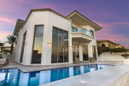 4 Bedroom Villa for Sale in Palm Jumeirah, Dubai - REDUCED | Beautifully Upgraded Garden Home