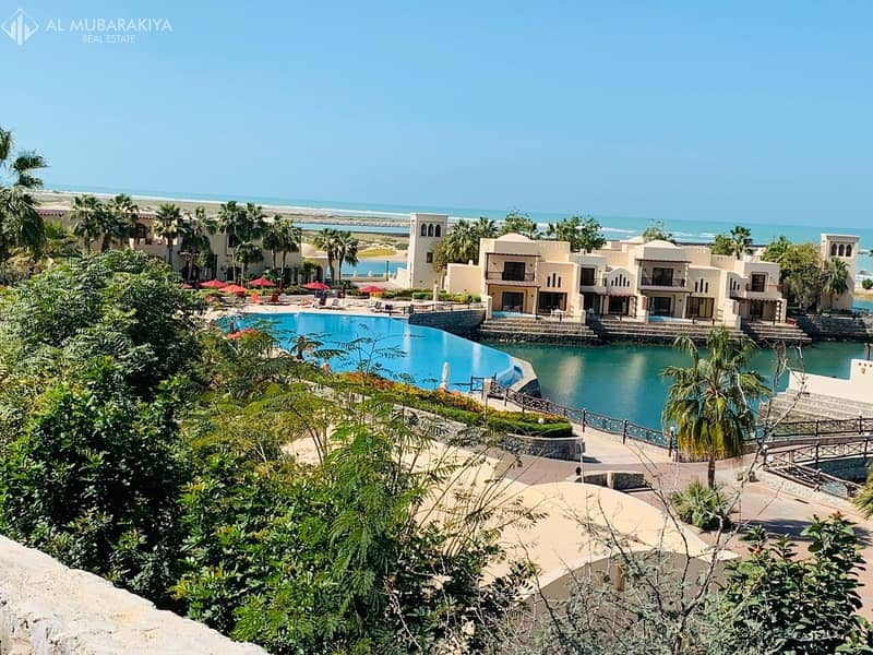 1 BR Fully Furnished Villa in Cove Rotana