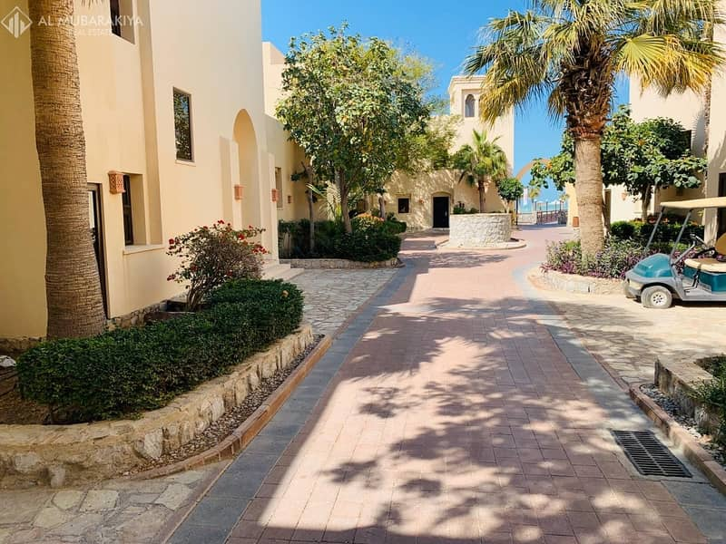 14 1 BR Fully Furnished Villa in Cove Rotana