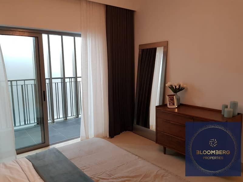 Park view | Spacious 2 bedroom with 2 balconies | Arjan