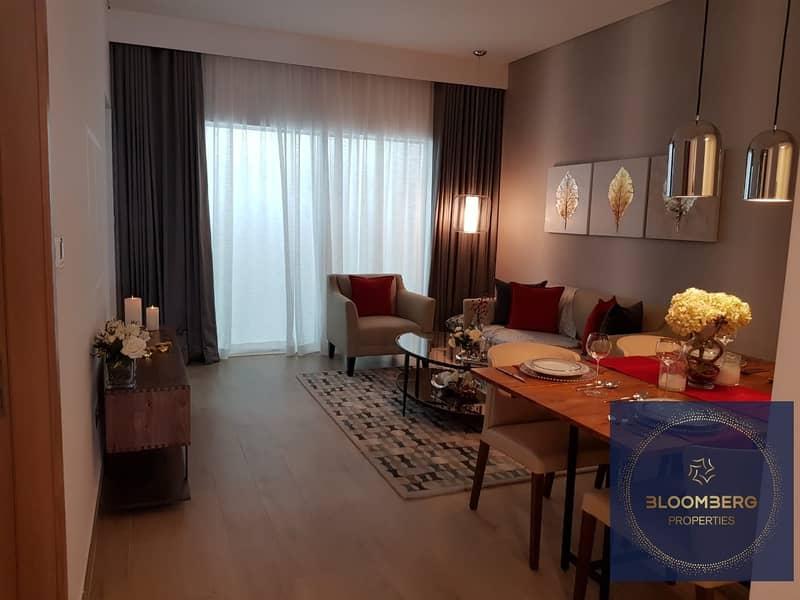 19 Park view   Spacious 2 bedroom with 2 balconies   Arjan