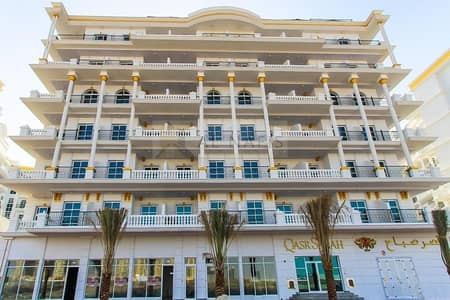 One Bed with Balcony For Rent in Qasr Sabah