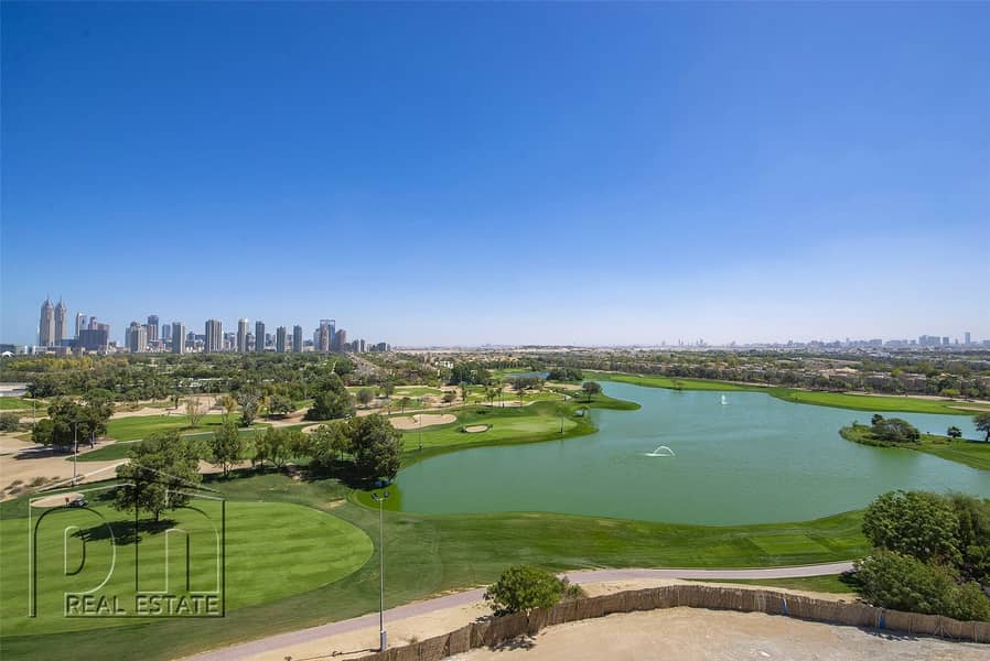 10 3 Bed Plus maid with Full Golf Course Views
